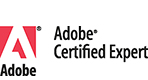 Adobe Certified Expert Badge